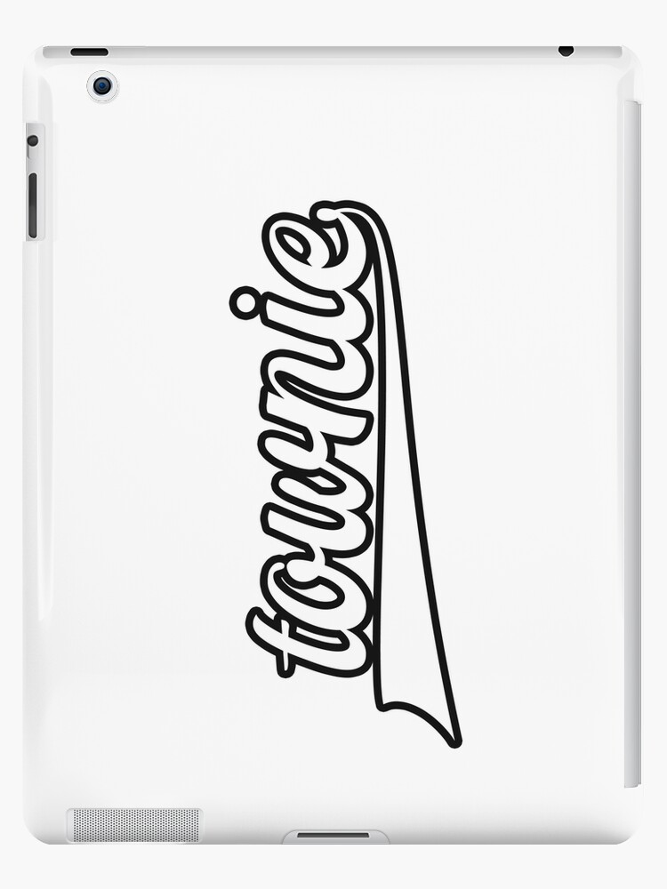 Townie - iPhone Cases and iPad Cases - Newfoundland by newfoundpod