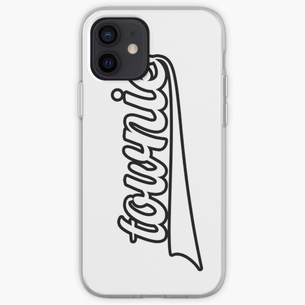 Townie - iPhone Cases and iPad Cases - Newfoundland iPhone Soft Case