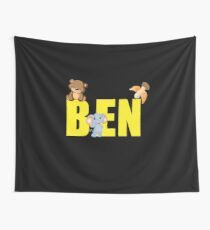 Ben Wall Tapestry