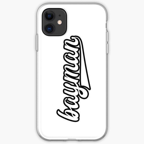 Bayman - Phone & Tablet cases - Newfoundland iPhone Soft Case