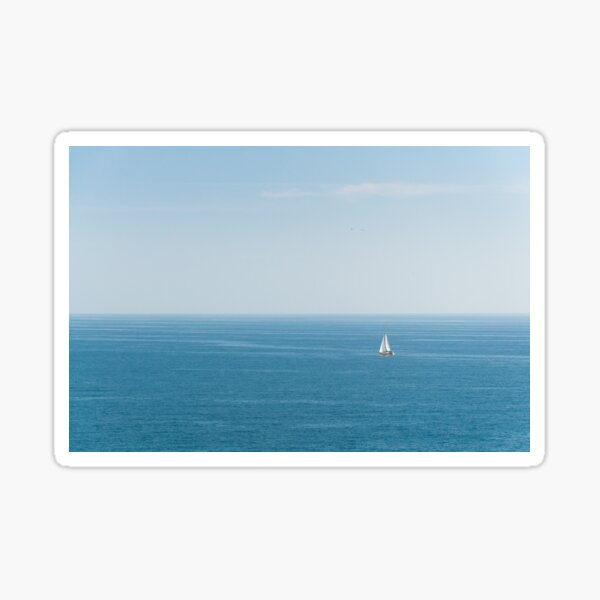 the Sea Sticker
