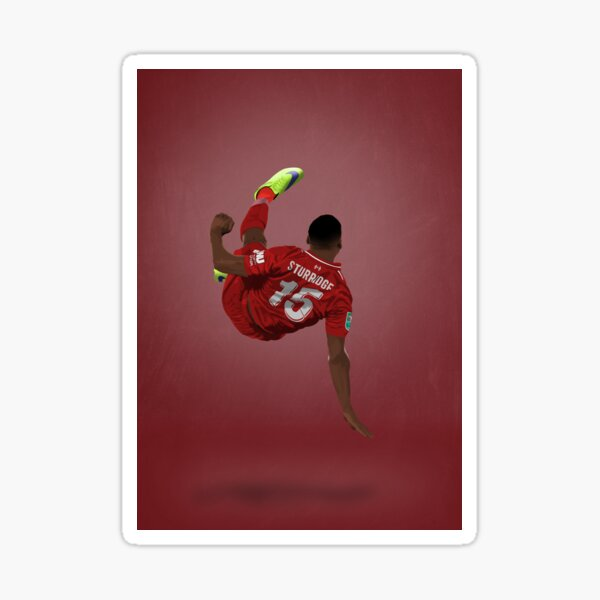 Daniel Sturridge - Liverpool Sticker