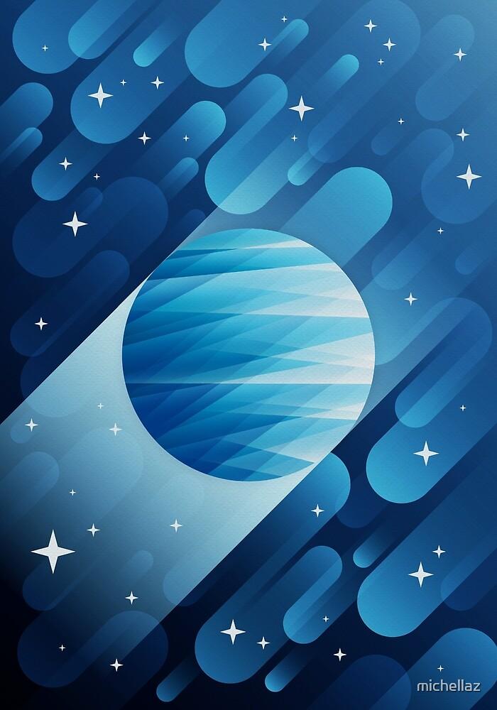 Neptune by michellaz