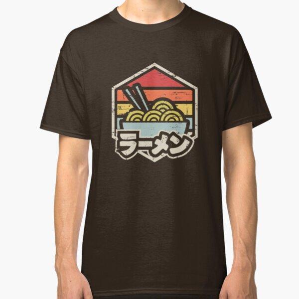 Retro Ramen Classic T-Shirt