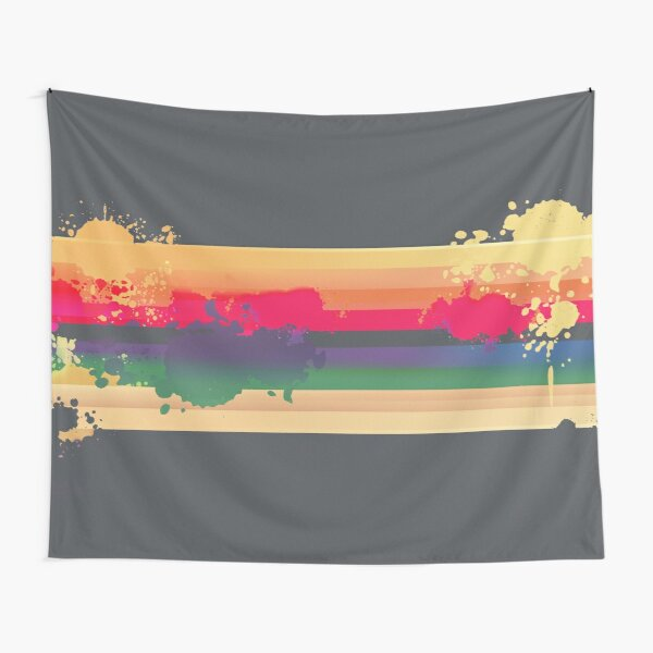 Expressive Rainbow Tapestry