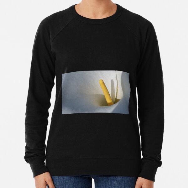 Arum Lily Lightweight Sweatshirt