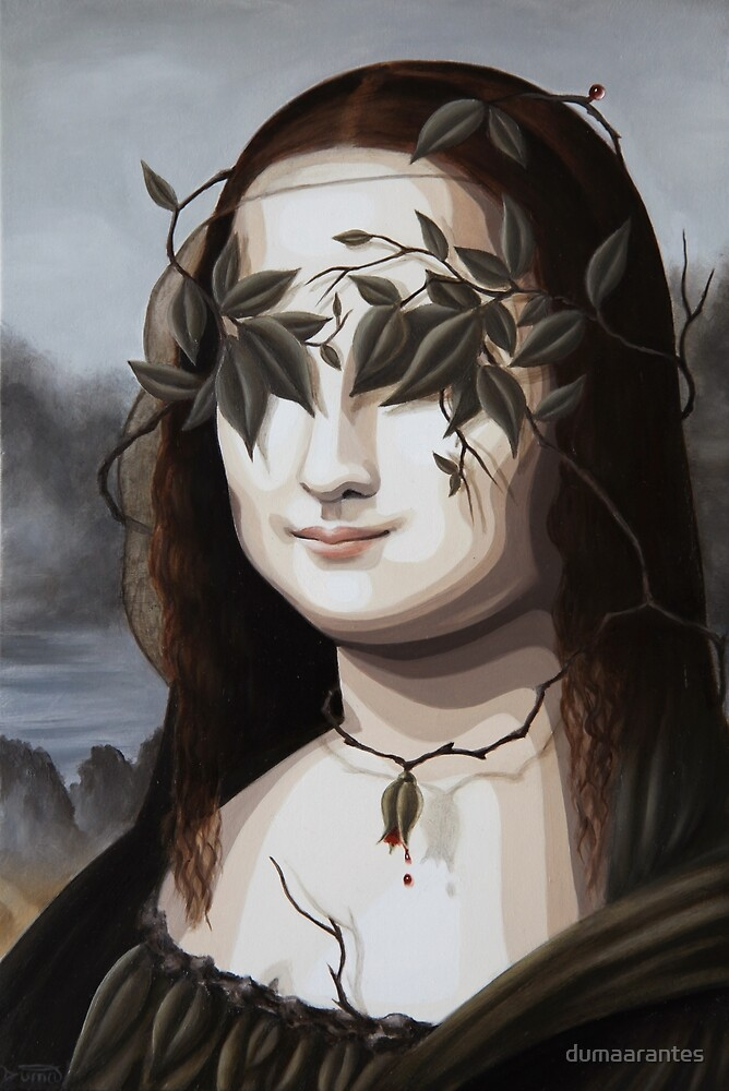 Mona leaf by dumaarantes