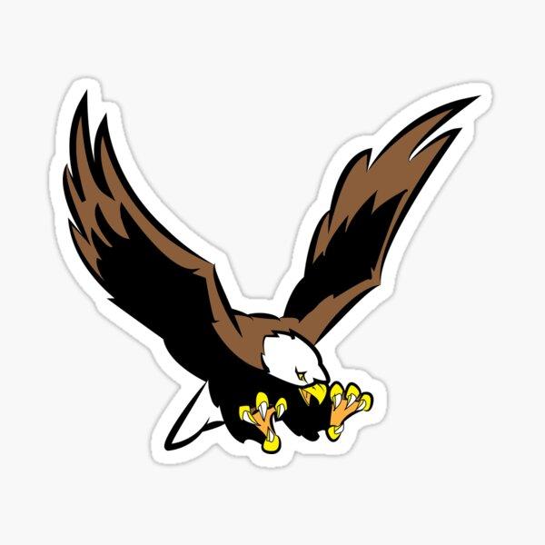 Eagle Pegatina