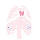 Cute to the bone - Sylveon by tonguetiedart