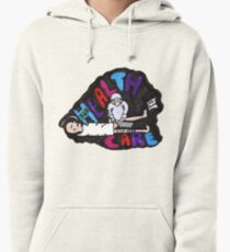 Health Care Pullover Hoodie