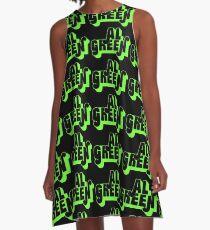Al Green A-Line Dress