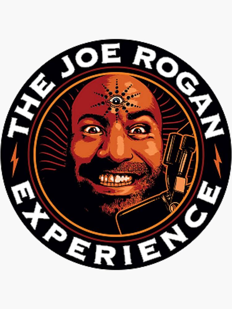 Joe Rogan Experience JRE by raybondesigns
