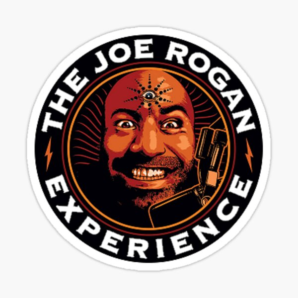 Joe Rogan Experience JRE Sticker
