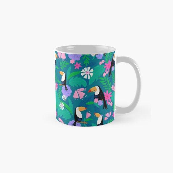 Tropical Toucan Jungle Classic Mug
