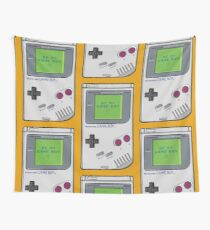 Be my Game Boy Wall Tapestry