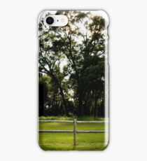 Country Life iPhone Case/Skin