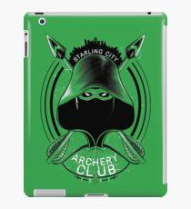 Archery Club iPad Case/Skin