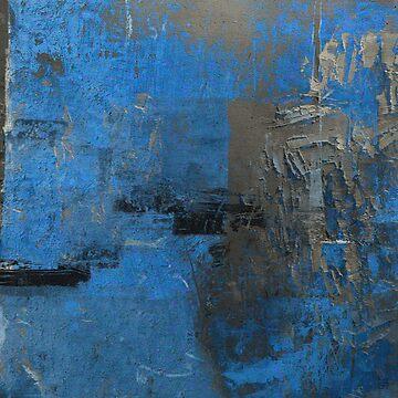 Littered Blue by FernandoVieira