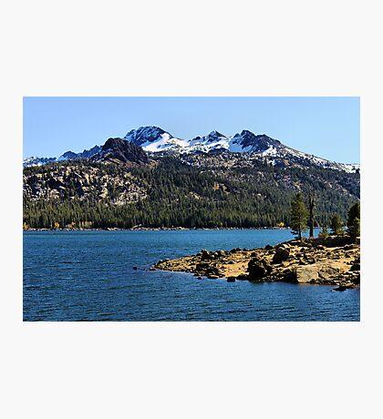 Caples Lake Photographic Print