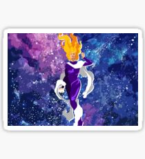 The Great Goddess Selena Sticker