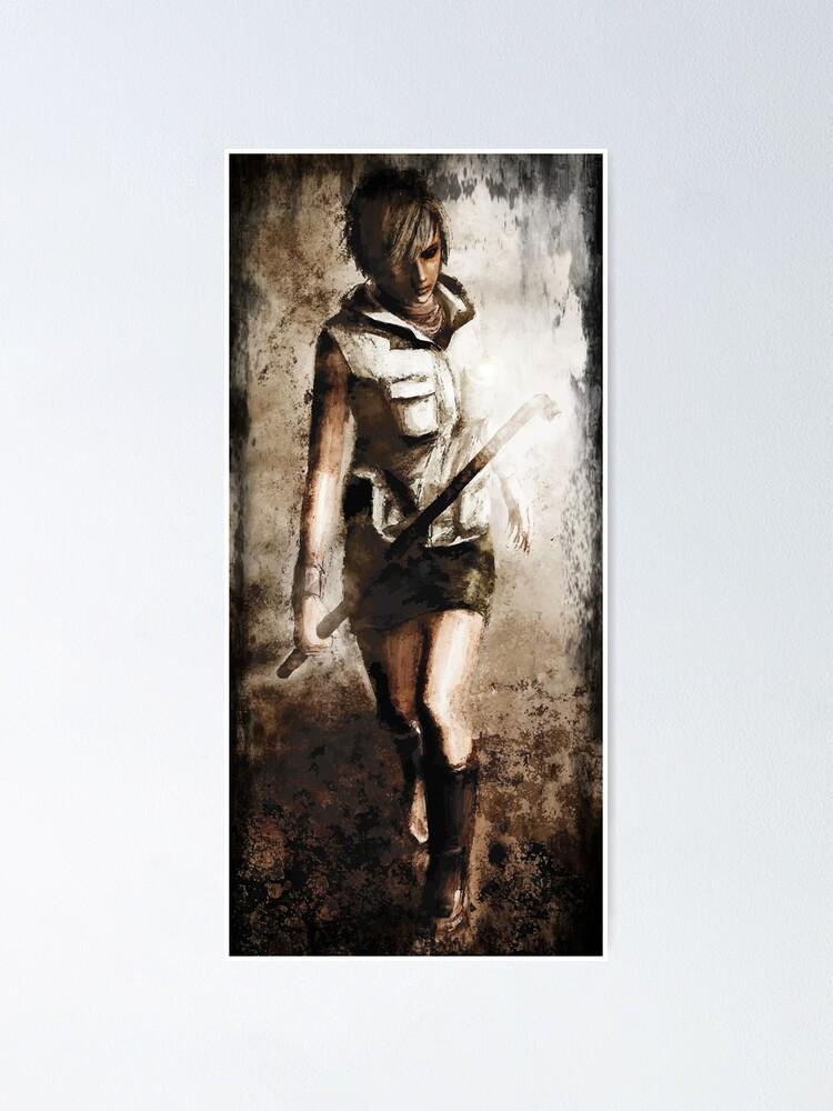 Vista alternativa de Póster Heather Silent Hill 3