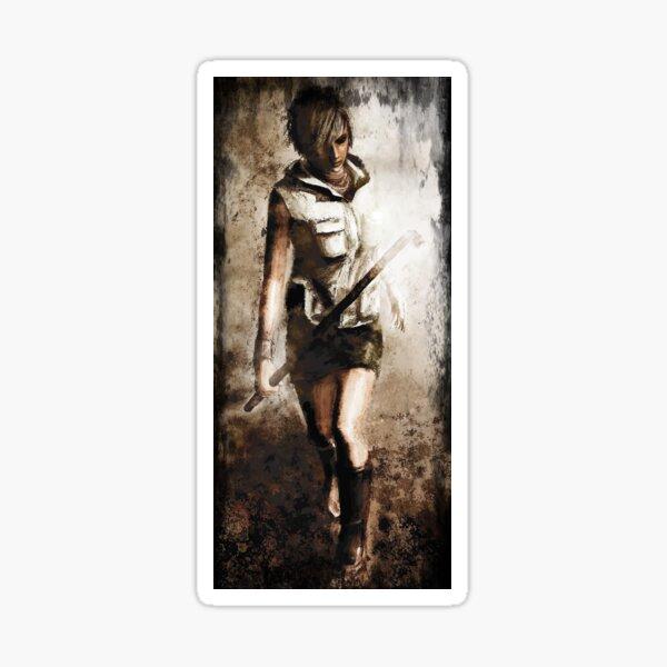 Heather Silent Hill 3 Pegatina