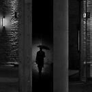 Umbrellaman by Bluesrose