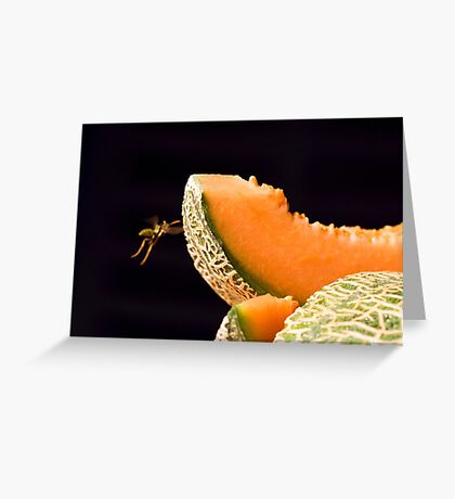 I'm hungry Greeting Card