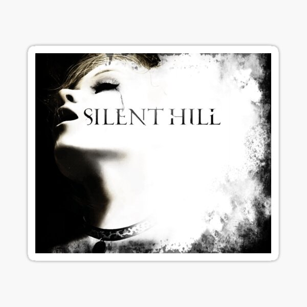 Silent Hill Pegatina