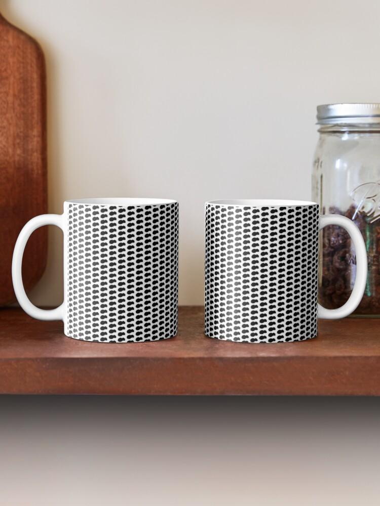Alternate view of Ink Blot  Mug