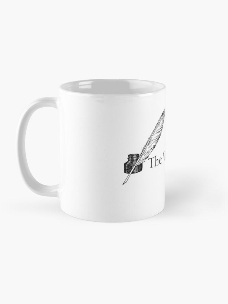 Alternate view of Writer's Spot Logo  Mug