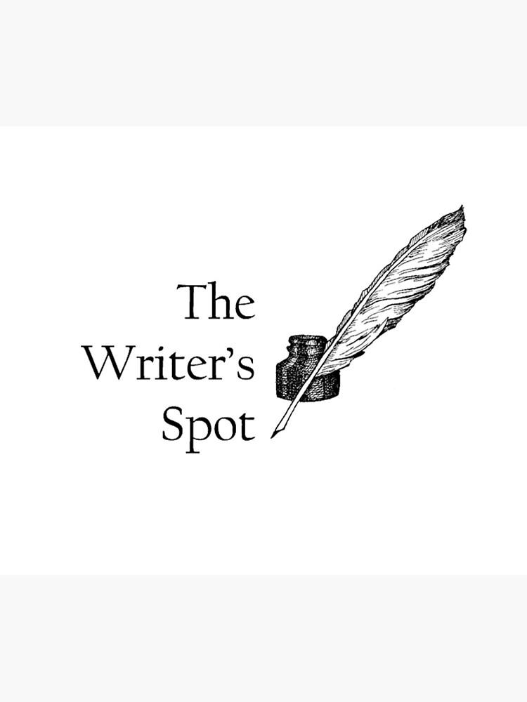 Writers Spot Quill Logo by WritersSpot