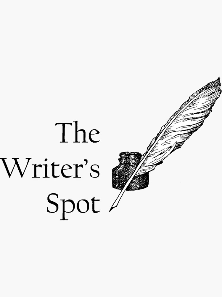 Writers Spot Quill Logo by WritersSpot