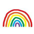 Rainbow by Jan Weiss