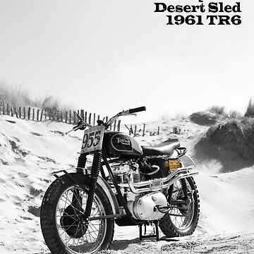 No 955 Mcqueen Desert Sled by rogue-design