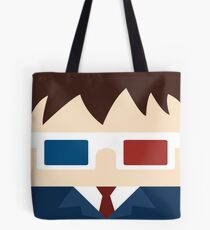 10th doctor, David Tennant Tote Bag