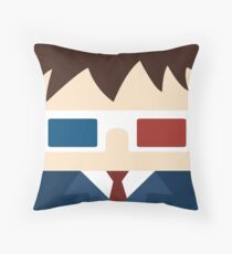 10th doctor, David Tennant Throw Pillow