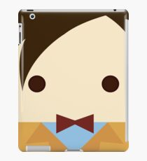 11th doctor, Matt Smith iPad Case/Skin