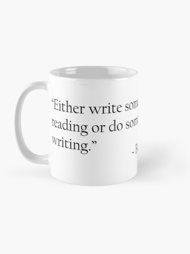 Alternate view of Benjamin Franklin Ink and Quill Quotable Mug