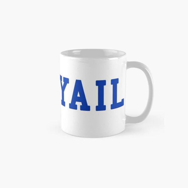 YAIL (blue letters) Classic Mug