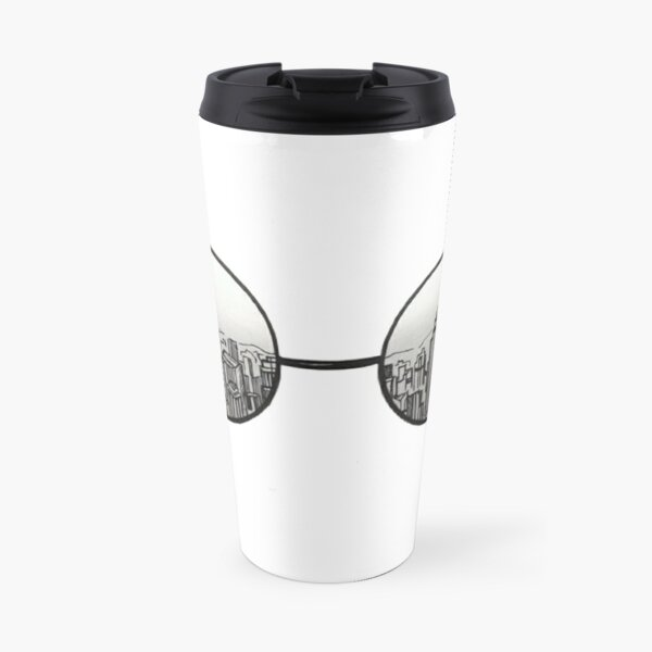 the view Travel Mug
