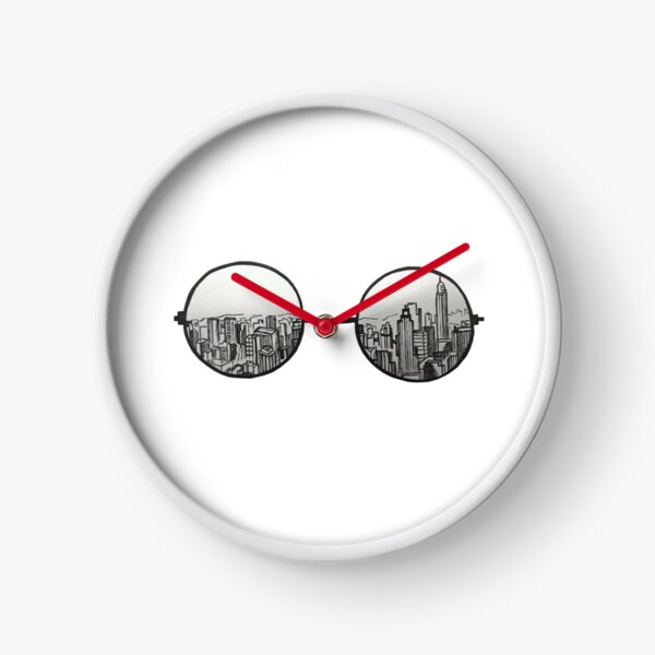 the view Clock