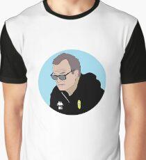 El Loco Leeds United Graphic T-Shirt