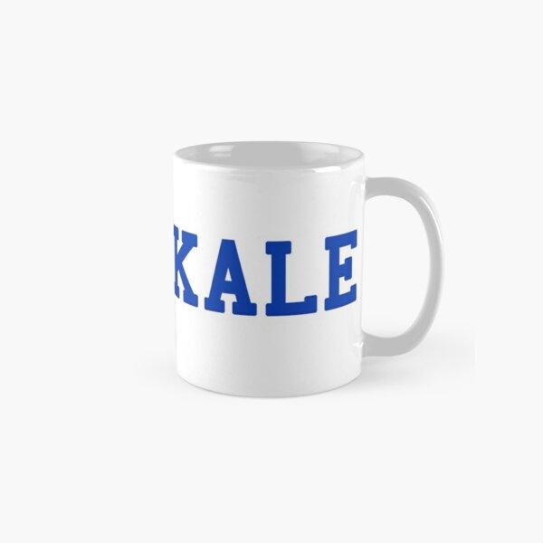 KALE (blue lettering) Classic Mug