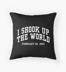 Cojín de suelo I Shook Up The World