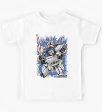 Zephyranthes Gundam Tees Kids Tee