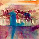 Baobab-Land von Marianna Tankelevich