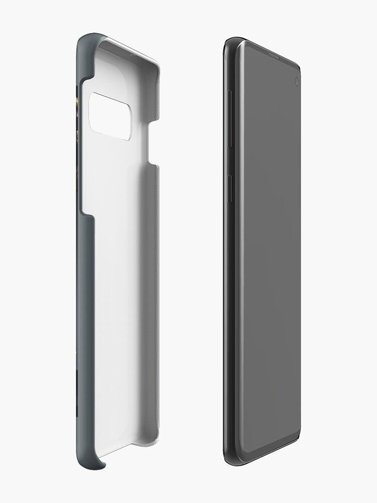 Alternate view of Marcus Aurelius Quote 4 Case & Skin for Samsung Galaxy