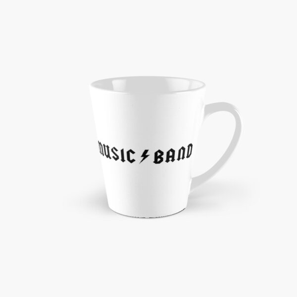 Music Band Tall Mug