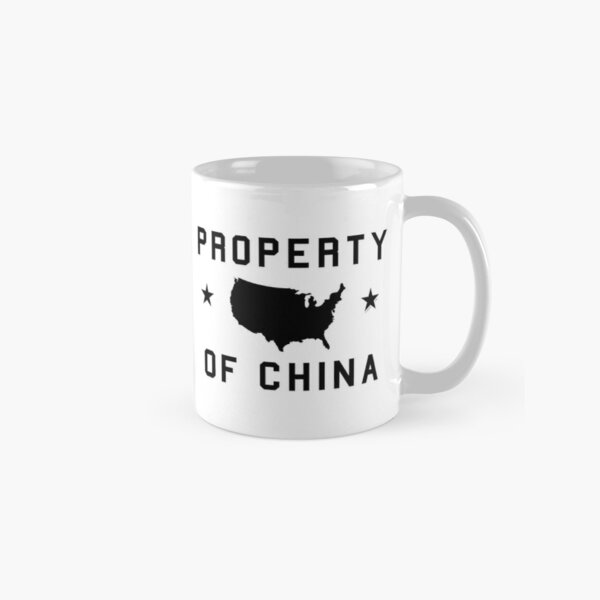 Property of China (sport version) Classic Mug